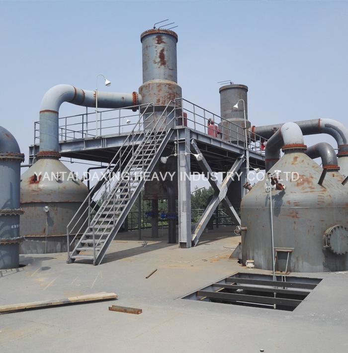 Calcium chloride evaporation devices