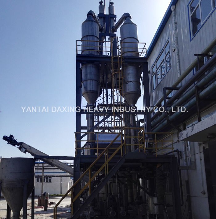 Magnesium chloride evaporation devices